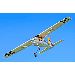 FMS Ranger RC Plane ARTF with Wheels, Floats & Gyro System no Tx/Rx/Bat