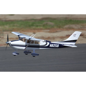 FMS Cessna 182 MK 2 1400 Series ARTF, Lights no Tx/Rx/Battery - Blue