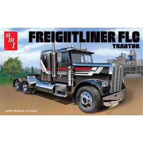 AMT 1:25 Freightliner FLC Semi Tractor American Truck Plastic Kit