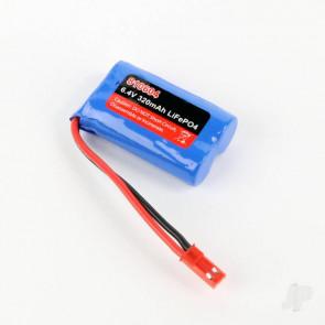 Joysway LiPo 6.4V 320mAh LiFe LiPo4 Battery Pack