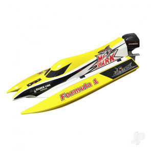 Joysway Mad Shark Brushed 2.4GHz RTR RC Racing Boat