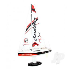 Joysway Caribbean Yacht 2.4GHz RTR RC Boat