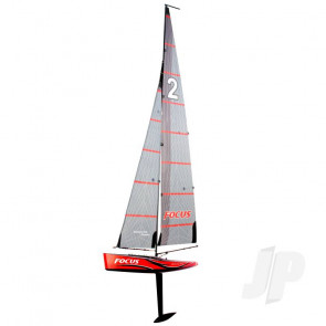 Joysway Focus V2 Sailboat 2.4GHz RTR RC Boat