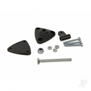 JP Adjustable Aileron Horn Clamp Fit For RC Model Plane