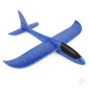 JP Free Flight Chuckie Glider 500mm (Blue) – Virtually Indestructible