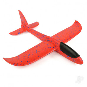 JP Free Flight Chuckie Glider 500mm (Red) – Virtually Indestructible
