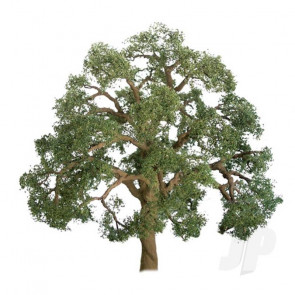"JTT 94348 Live Oak, 1-1/2"", (4 pack) Trees For Scenic Diorama Model Trains"