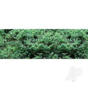 JTT Medium Green Fine Foliage Clumps - 150 sq. in. (967.74 sq. cm) per pack For Scenic Diorama Model Trains
