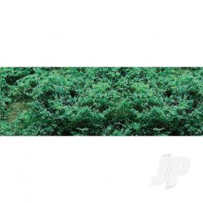 JTT Dark Green Fine Foliage Clumps - 150 sq. in. (967.74 sq. cm) pack) For Scenic Diorama Model Trains