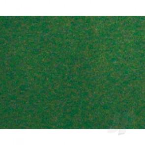 "JTT 95405 Grass Mats, Dark Green, 50""x34"", N-Scale For Scenic Diorama Model Trains"