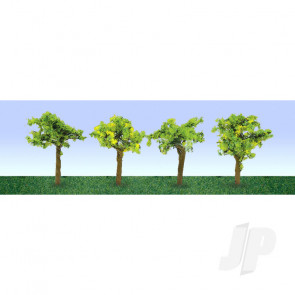 """JTT 95516 Grape Vines, 7/8"""" Tall, HO-Scale, (24 pack) For Scenic Diorama Model Trains"""