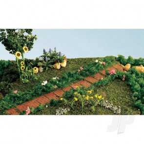 JTT 95701 A Day in the Park Scenic Diorama Set for Model Trains