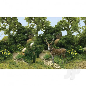 JTT 95703 Enchanted Forest Scenic Diorama Set for Model Trains