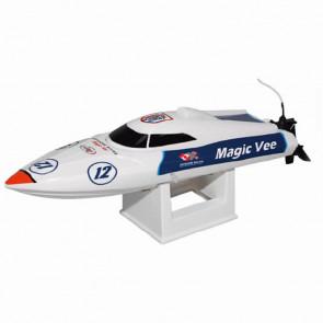 Joysway Magic Vee V5 2.4g Rtr Racing Boat