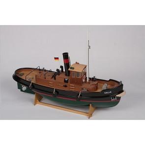Kalle Radio Control Steam Tug Boat 1:33 Scale Aero-Naut Kit
