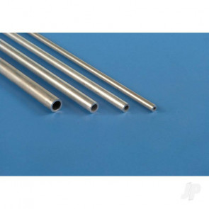 "K&S 1109 Round Aluminium Tube 1/8"" x 36"" x .014"" (5 pcs)"