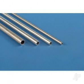 "K&S 1113 Round Aluminium Tube 1/4"" x 36"" x .014"" (5 pcs)"