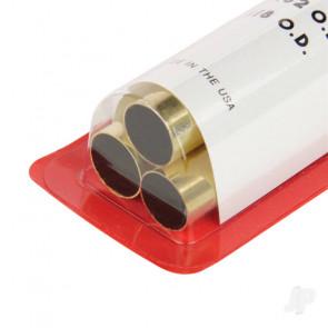 K&S Brass Telescopic Tubing Assortment (Large) (12in long) (3 pcs)