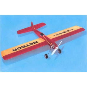 Meteor Control Line Balsa Kit from Aero-Naut, Wingspan 1000mm