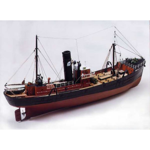 Milford Star Side Trawler 1:48 Scale Kit - Caldercraft Classic Series