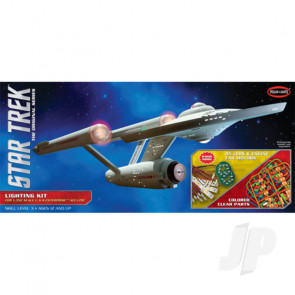 Polar Lights 1:350 Star Trek U.S.S. Enterprise Light Kit For Plastic Kits