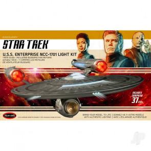 Polar Lights Star Trek Discovery U.S.S. Enterprise Light Kit Plastic Kit