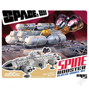 """MPC Space:1999 22"""" Booster Pack Accessory Set Plastic Kit"""