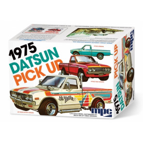 1975 Datsun Pickup 1:25 Scale MPC Highly Detailed Plastic Car Kit