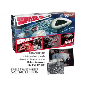 1:48 Space:1999 Eagle Transporter Special Edition, Bonus Artwork & Signed Print