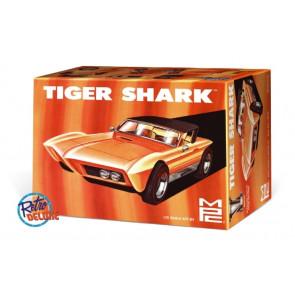 Tiger Shark Custom Show Rod 1:25 Scale MPC Highly Detailed Plastic Car Kit