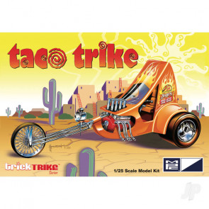 MPC Taco Trike (Trick Trikes Series) Plastic Kit