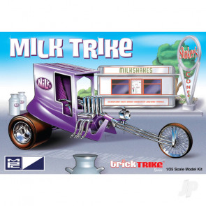 MPC Milk Trike (Trick Trikes Series) Plastic Kit