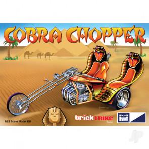 MPC Cobra Chopper (Trick Trikes Series) Plastic Kit