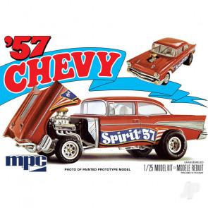 "MPC 1957 Chevy Flip Nose ""Spirit of 57"" Plastic Kit"