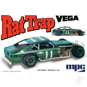 """MPC 1974 Chevy Vega Modified """"Rat Trap"""" (2T) Plastic Kit"""