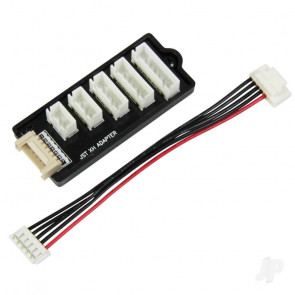Multiplex XH Board and balancer cable