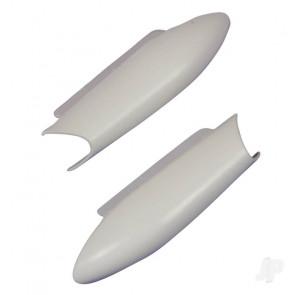 Multiplex Servo Cover (Solius/Heron/FunRay)1 pair