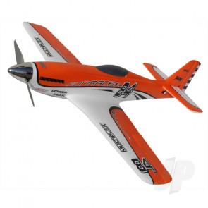 Multiplex RR FunRacer (no Tx/Rx/Batt) - Orange Pylon Reno Air Racer