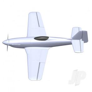 Multiplex RR FunRacer (no Tx/Rx/Batt) - White Pylon Reno Air Racer