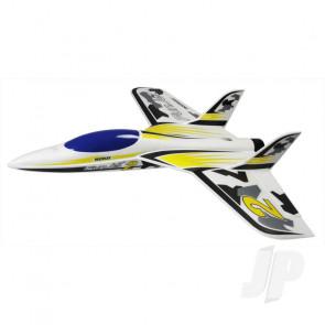 Multiplex FunJet 2 PLUS (no Tx/Rx/Batt) - RC fast pusher-prop jet aeroplane