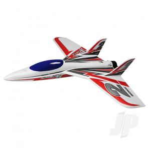 Multiplex FunJet ULTRA 2 PLUS (no Tx/Rx/Batt) - RC fast pusher-prop jet aeroplane