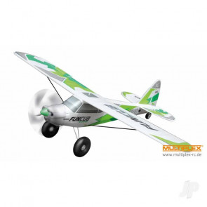 Multiplex RR FunCub NG (no Tx/Rx/Batt) - Green RC Model Plane