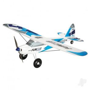 Multiplex FunCub NG RR (no Tx/Rx/Batt) | Next Generation | Blue | RC STOL Plane!