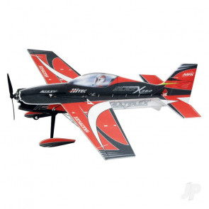 Multiplex BK Slick X360 3D Indoor Edition – Red RC Model Plane