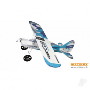 Multiplex FunnyCUB Indoor Edition NG – Blue RC Model Plane
