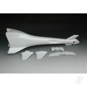Multiplex Fuselage Rear + Tailplane Funcopter 223021