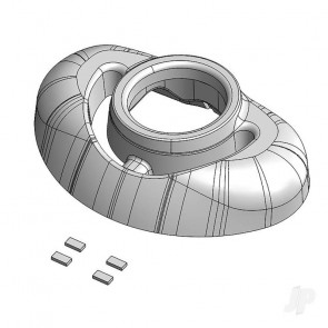 Multiplex Motor canopy RockStar