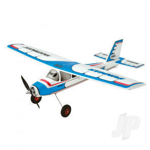 Multiplex Funman RR (no Tx/Rx/Batt) - RC Trainer Aircraft