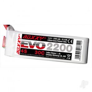 Multiplex LiPo ROXXY Evo 4-2200 30C