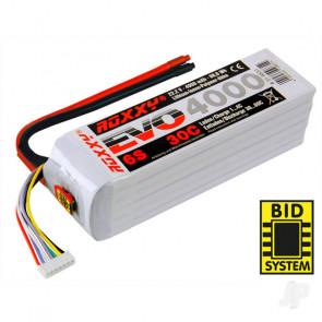 Multiplex LiPo ROXXY Evo 6-4000 30C